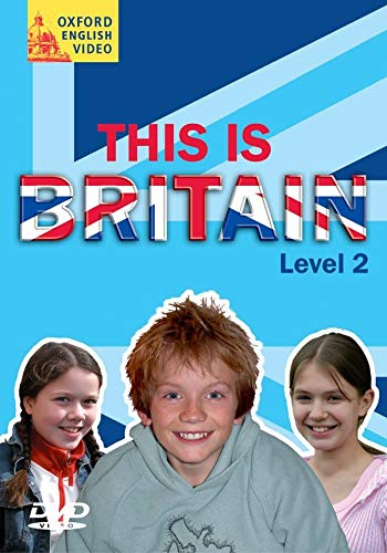 9780194593717: This Is Britain, Level 2: DVD [VHS]
