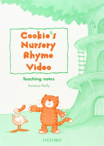 9780194593847: Cookie's Nursery Rhyme Video: Teaching Notes