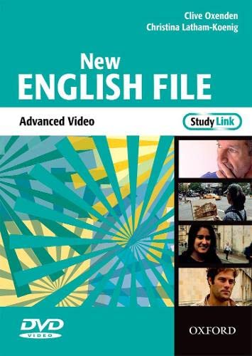 9780194594820: New English File: Advanced StudyLink Video: Six-level general English course for adults