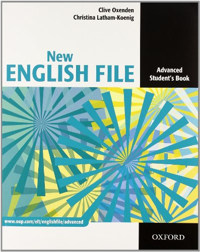 9780194594868: New english file. Advanced. Student's book-Workbook. Con espansione online. Per le scuole superiori. Con CD-ROM
