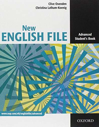 9780194594875: New English file. Advanced. Student's book-Workbook. Con espansione online. Per le Scuole superiori. Con Multi-ROM