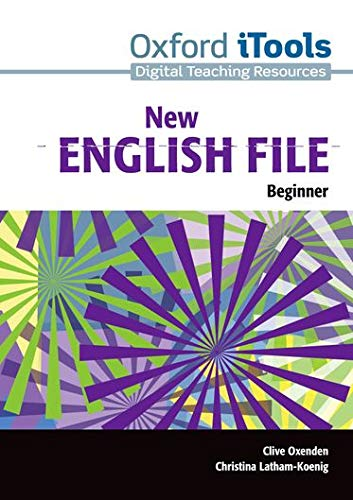 9780194595971: New English File: Beginner: iTools DVD-ROM: Digital resources for interactive teaching
