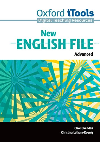 9780194595988: New English File Advanced: iTools (New English File Second Edition)