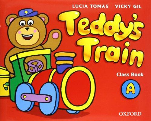 9780194596008: Teddy's Train A: Class Book Pack