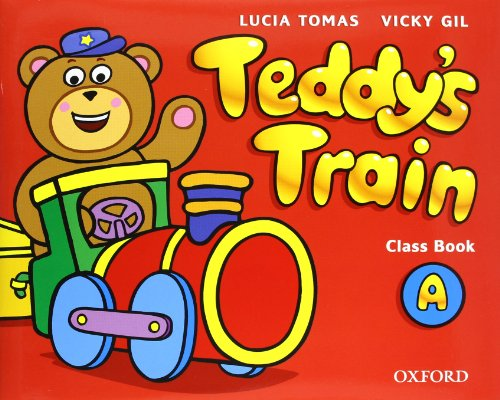 9780194596008: Teddy's Train A: Class Book Pack
