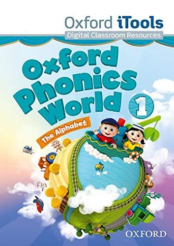 9780194596022: Oxford Phonics World: Level 1: iTools