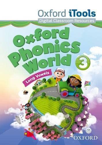 9780194596046: Oxford Phonics World: Level 3: iTools