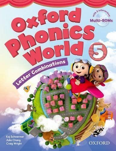OXFORD PHONICS WORLD 5 SB WITH MULTIROM