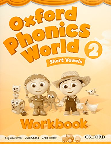 9780194596237: Oxford Phonics World: Level 2: Workbook