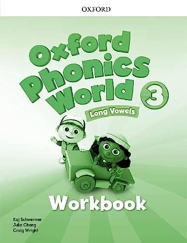 9780194596244: Oxford Phonics World: 3: Workbook