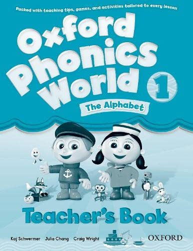 9780194596282: Oxford Phonics World: Level 1: Teacher's Book