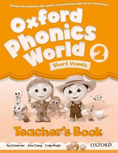 9780194596299: Oxford Phonics World: Level 2: Teacher's Book