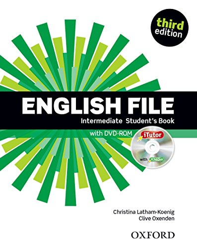 9780194597104: English File third edition: English file digital. Intermediate. Student's book-iTutor-iChecker. Per le Scuole superiori. Con CD-ROM