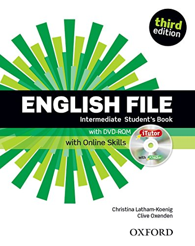 9780194597166: English File third edition: Intermediate: Student's Book with iTutor and Online Skills