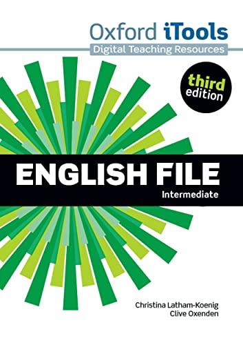 9780194597180: English File third edition: Intermediate: iTools