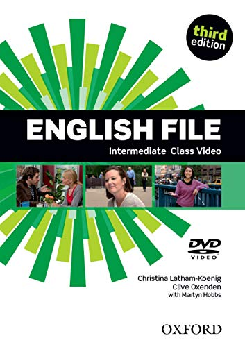 9780194597203: English File third edition: English File Intermediate Class DVD 3rd Edition - 9780194597203