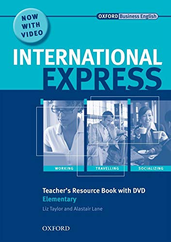 9780194597401: International Express Elementary: Teacher's Resource Book and DVD Pack 2nd Edition (International Express Second Edition)