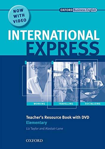 9780194597401: International Express: Elementary: Teacher's Resource Book with DVD