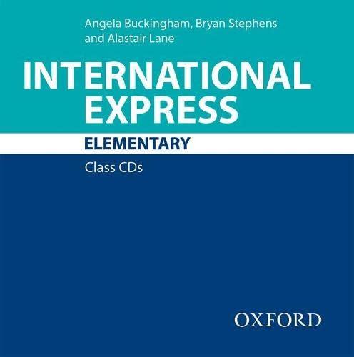9780194597500: International Express: Elementary: Class Audio CD