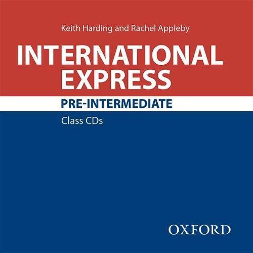 9780194597517: International Express: Pre-intermediate: Class Audio CD