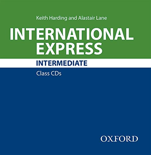 9780194597524: International Express Intermediate Class CD (3rd Edition) (International Express Third Edition)