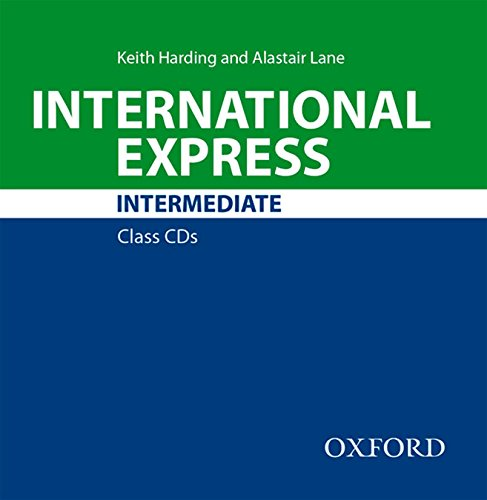 9780194597524: International Express: Int express int: cl. Con CD