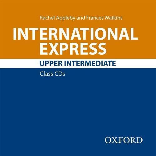9780194597531: International Express: Upper Intermediate: Class Audio CD
