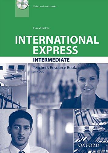 9780194597722: International Express: Intermediate: Teacher's Resource Book with DVD