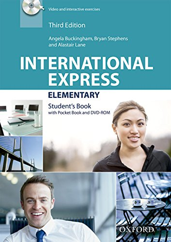 9780194597746: International express. Elementary. Student's book. Con espansione online. Per le Scuole superiori. Con DVD-ROM