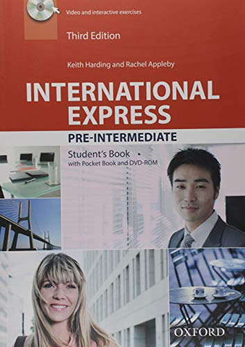 9780194597852: International express. Pre-intermediate. Student's book. Con espansione online. Per le Scuole superiori. Con DVD-ROM
