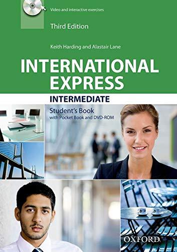 9780194597869: International express. Intermediate. Student's book. Con espansione online. Per le Scuole superiori. Con DVD-ROM