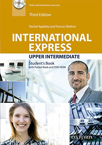 9780194597876: International express. Upper intermediate. Student's book. Con espansione online. Per le Scuole superiori. Con DVD-ROM