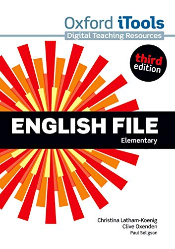 Oxford English File Elementary Third Edition sur Bookys