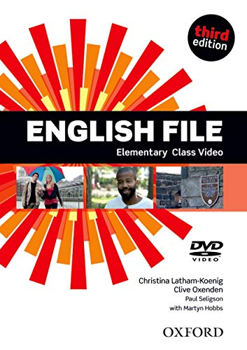 9780194598620: English File third edition: English File Elementary: Class DVD 3rd Edition