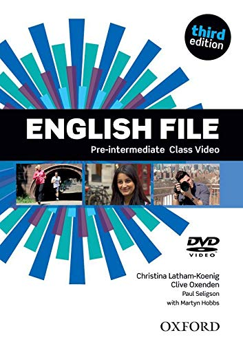 9780194598637: English File 3rd Edition Preintermediate [DVD]