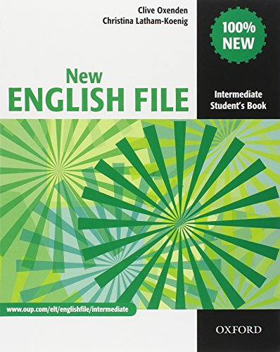 9780194599719: New english file. Intermediate. Entry checker-Student's book-Workbook. Con espansione online. Per le Scuole superiori. Con CD-ROM
