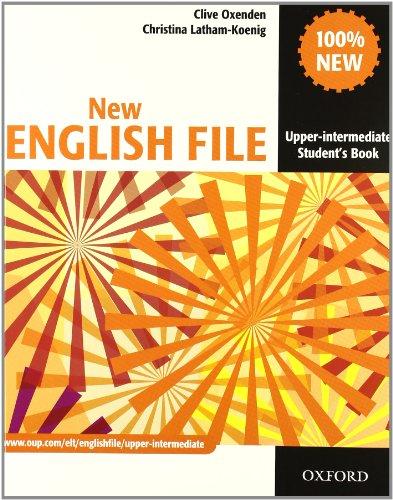 9780194599733: New english file. Upper intermediate. Entry checker-Student's book-Workbook. Con espansione online. Per le Scuole superiori. Con CD-ROM