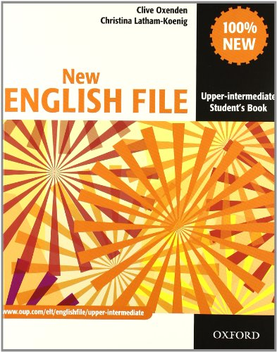 9780194599733: New english file. Upper intermediate. Entry checker-Student's book-Workbook. Con espansione online. Per le Scuole superiori. Con CD-ROM