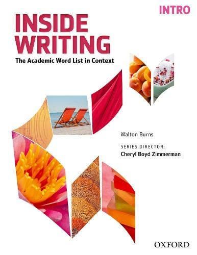 9780194601061: Inside Writing Intro Student Book