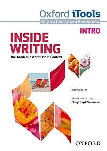 Inside Writing Introductory iTools DVD-ROM: Walton Burns