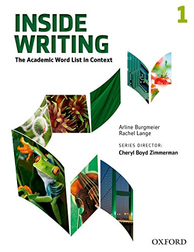 9780194601160: Inside Writing Level 1 Student Book