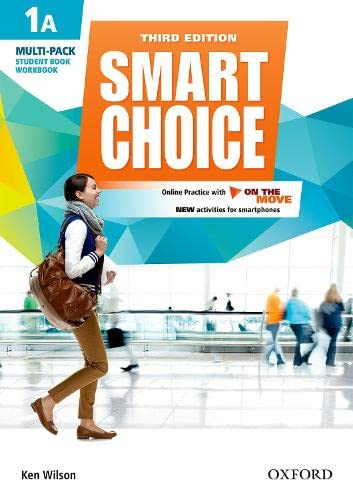9780194602679: Smart Choice: Level 1: Multi-Pack A with Online Practice and On The Move: Smart Learning - on the page and on the move