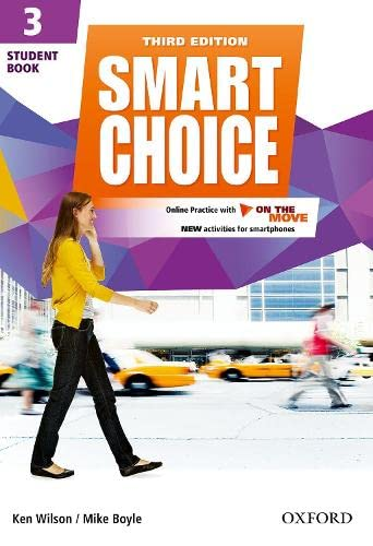 Smart Choice: Level 3: Student Book with: NA
