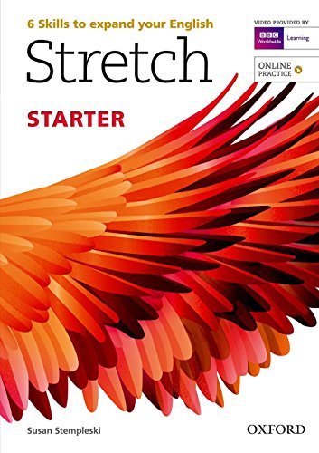 9780194603119: Stretch: Starter: Student's book with Online Practice