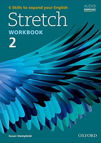 9780194603256: Stretch: Level 2: Workbook