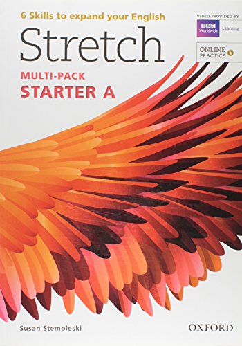 9780194603270: Stretch: Starter: Students Book & Workbook Multi-Pack A with Online Practice
