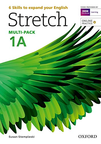 9780194603287: Stretch: Level 1: Student's Book & Workbook Multi-Pack A with Online Practice