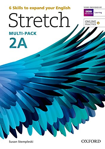 9780194603294: Stretch: Level 2: Student's Book & Workbook Multi-Pack A with Online Practice