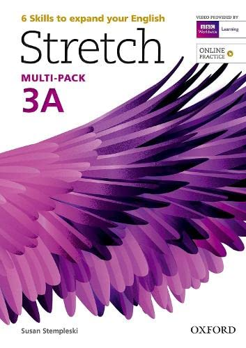 9780194603300: Stretch: Level 3: Student's Book & Workbook Multi-Pack A with Online Practice