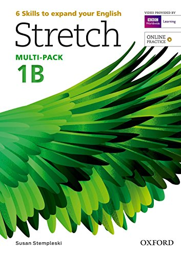 9780194603324: Stretch: Level 1: Student's Book & Workbook Multi-Pack B with Online Practice